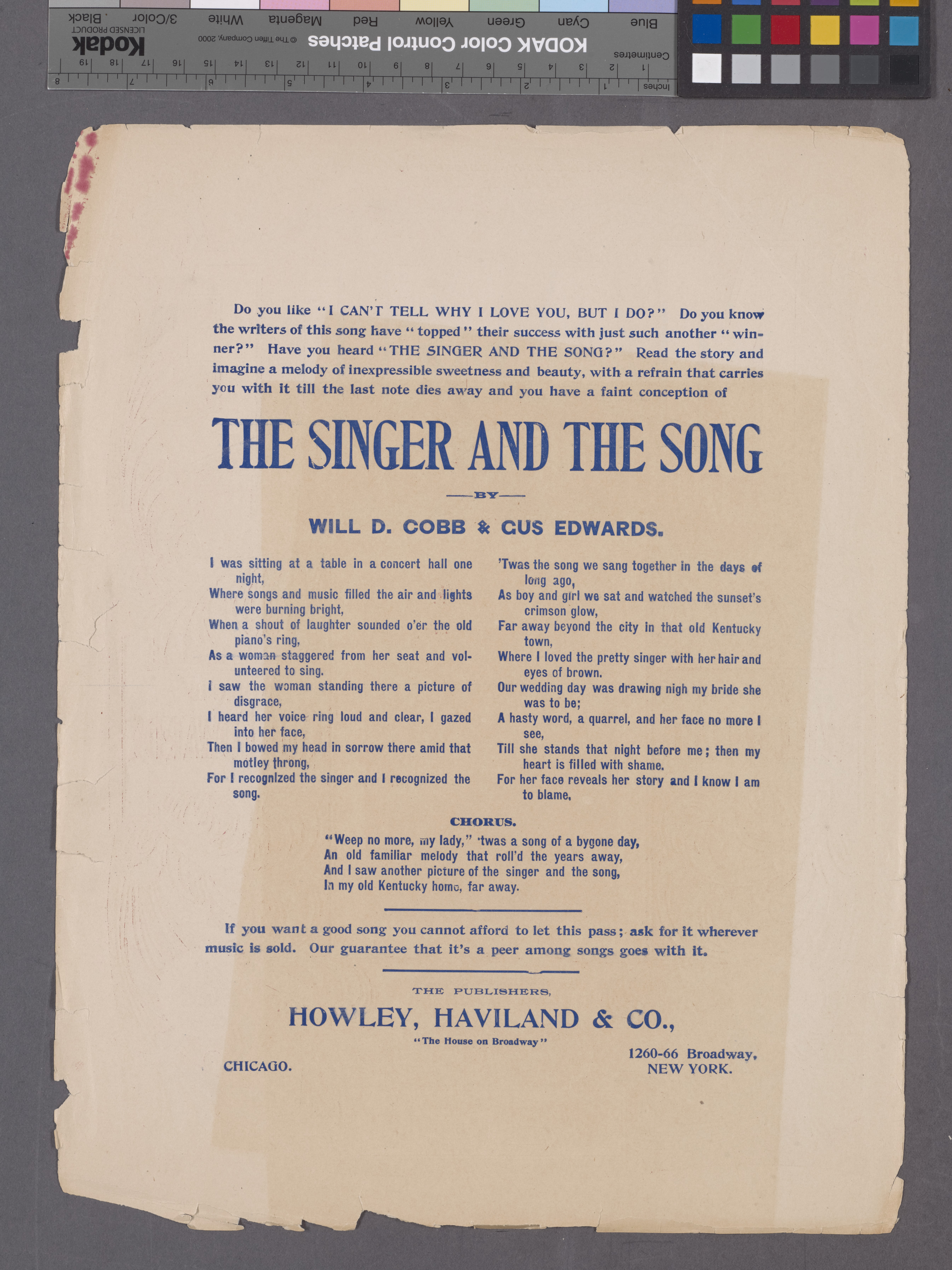 File:Mamie (don't you feel ashamie ) (NYPL Hades-1929558