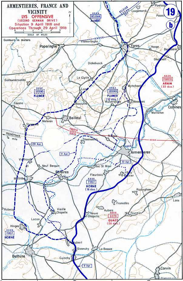 Battle of the lys 1918 wikipedia gumiabroncs Images