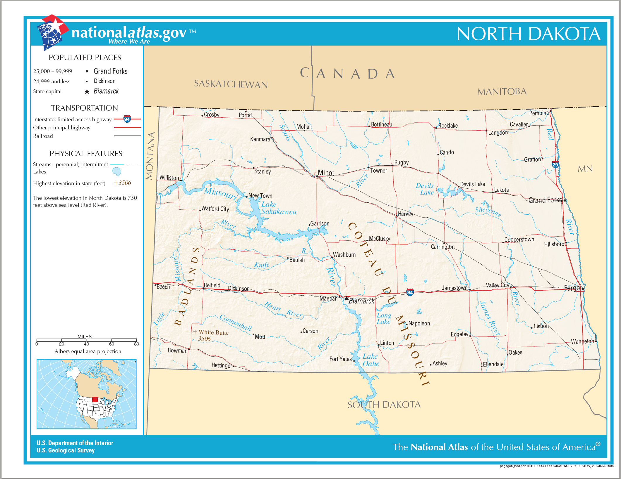 FileMap of North Dakota NApng  Wikimedia Commons