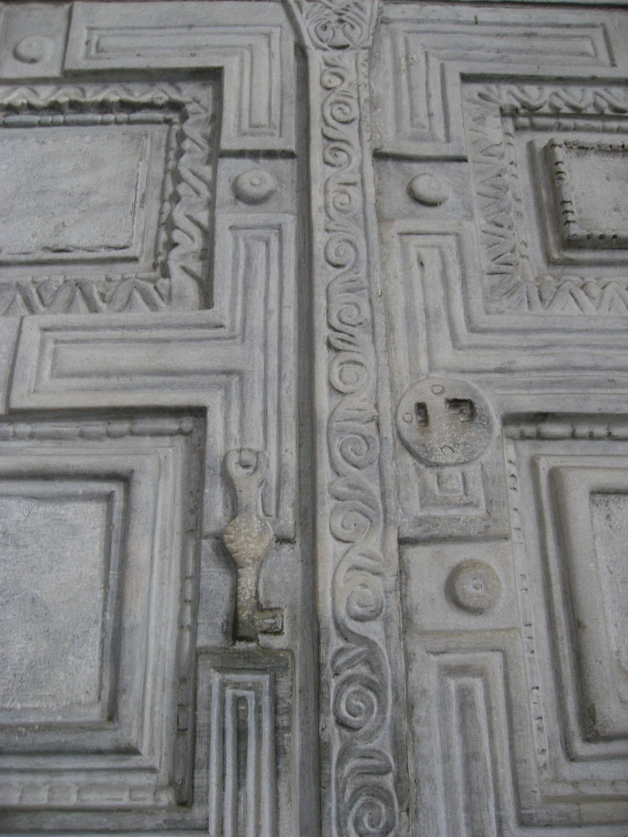 File:Marble Door Hagia Sophia March 2008c.JPG