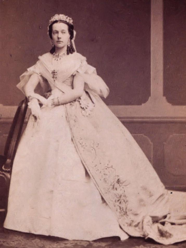 File Maria Hendrika Of Belgium Duchesse De Brabant Jpg