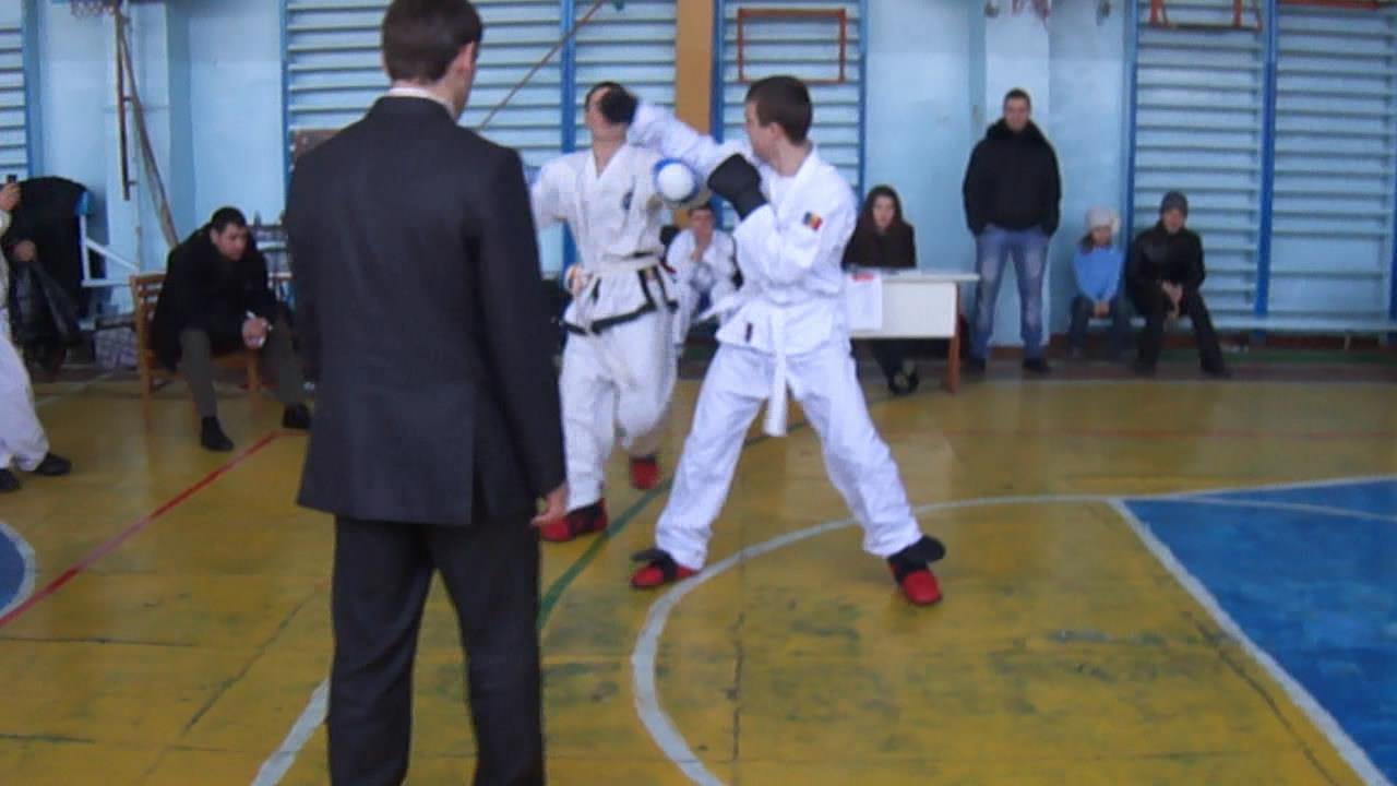 martial arts fight