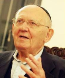 Menachem Elon Israeli High Court judge