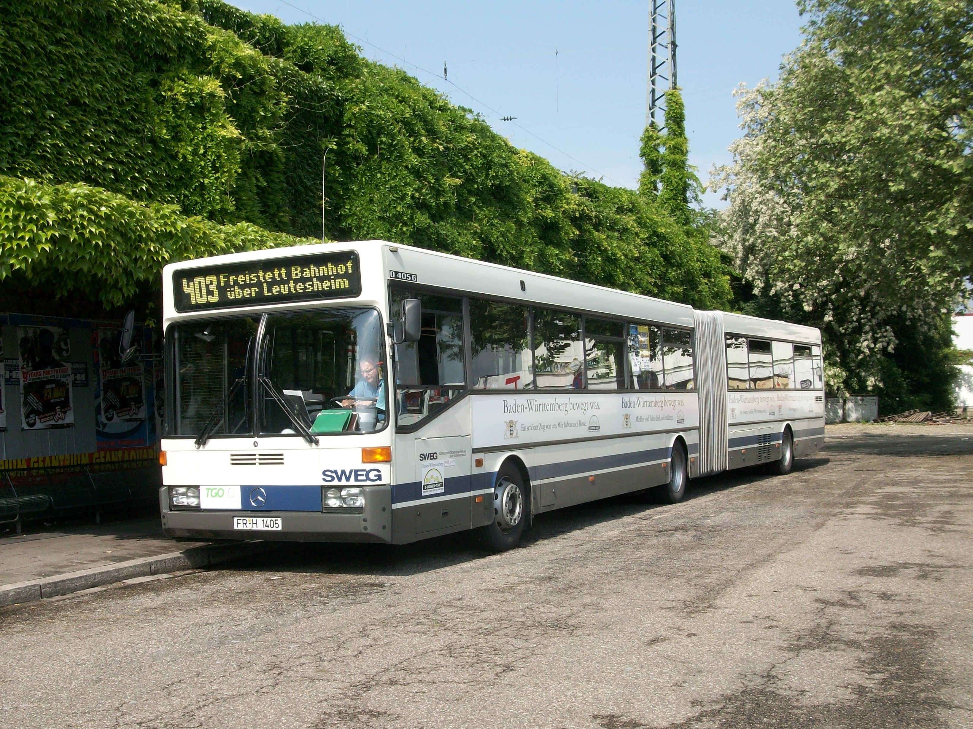 File mercedes benz o 40 g sweg kehl bahnhof jpg for Mercedes benz bay ridge
