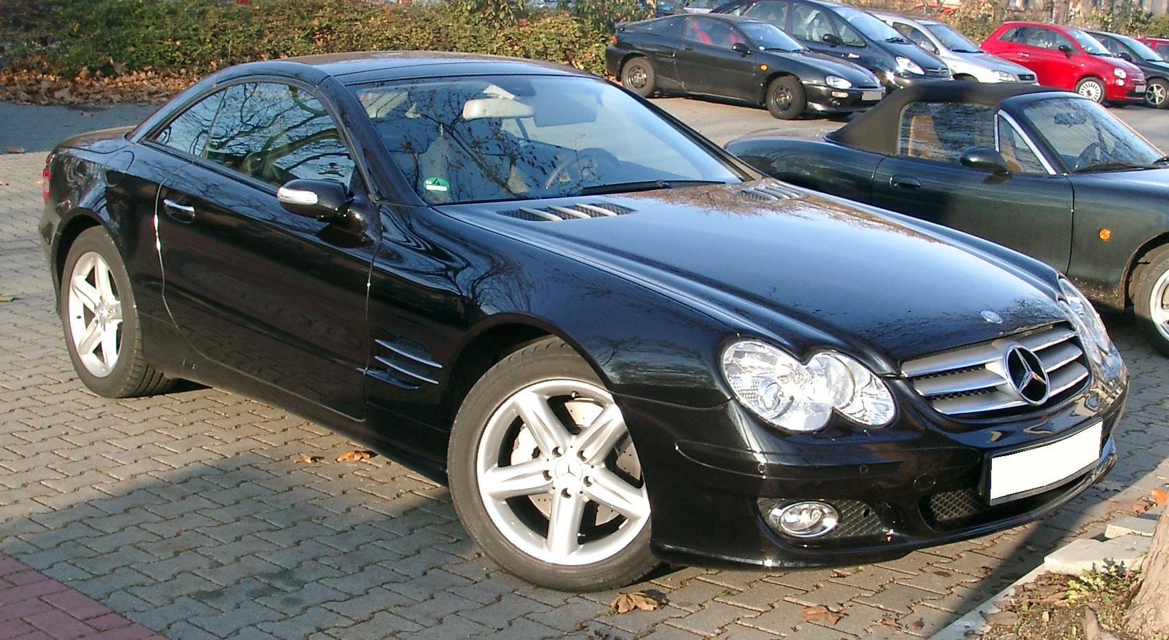 Aile Avant Mercedes Benz Mlamg