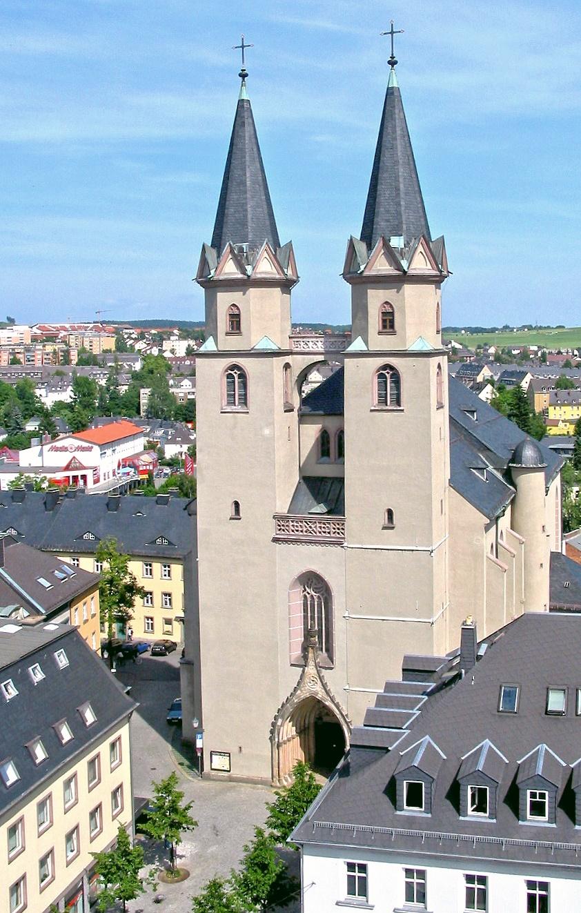 Michaeliskirche for Johannes hof