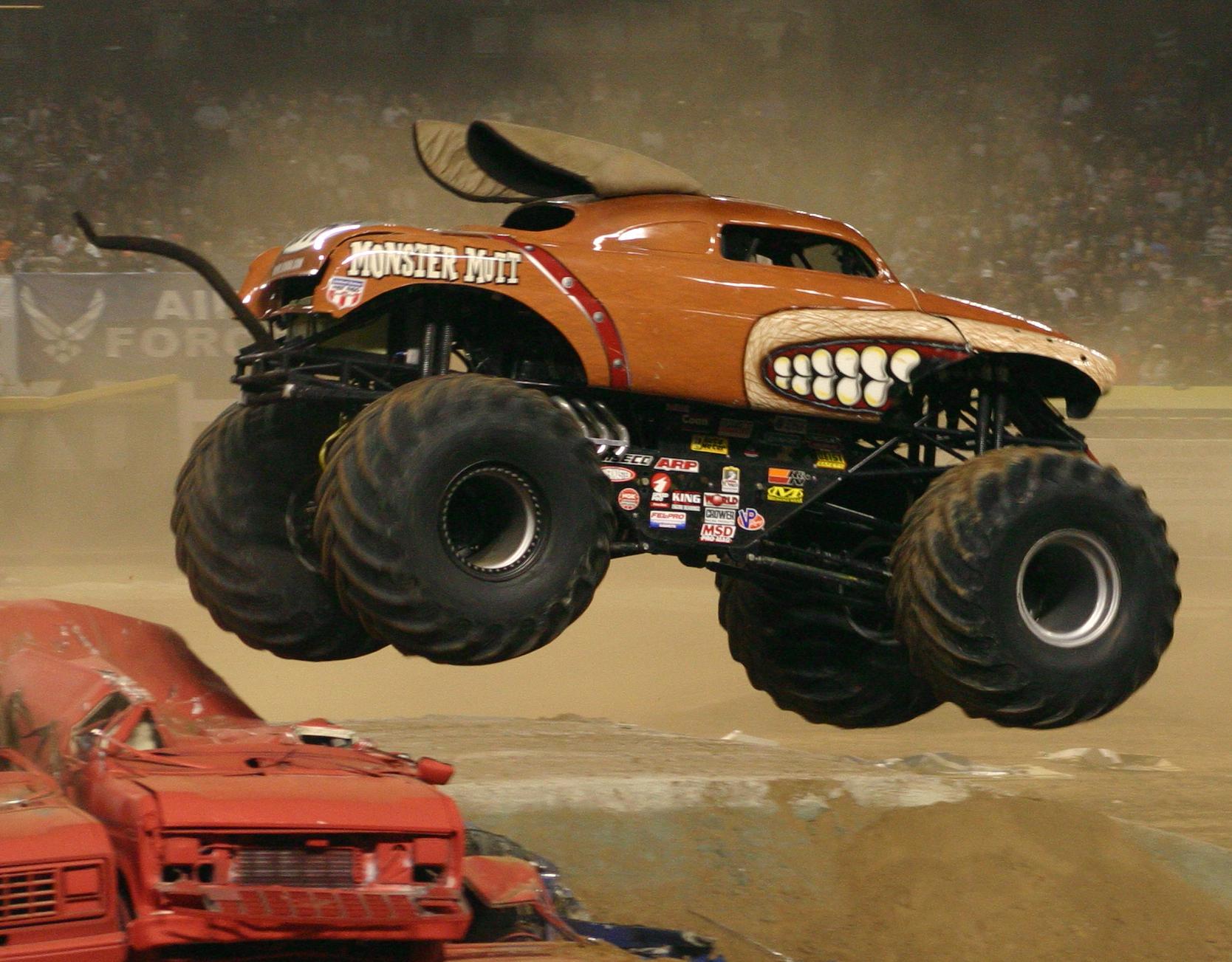 Monster Truck Dog >> Monster Mutt Wikipedia