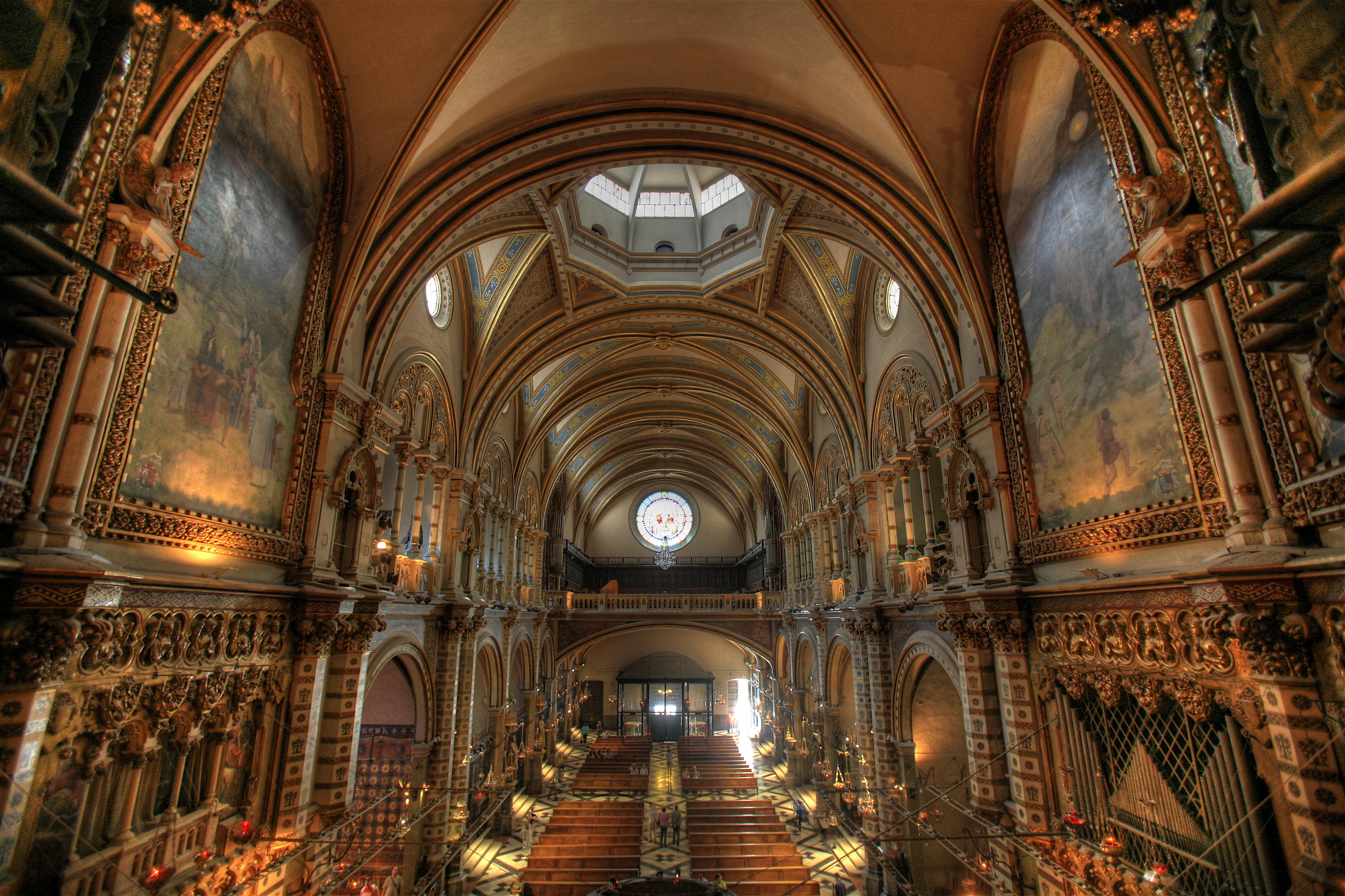 Castles,monasteries and cathedrals: fotos MONESTIR DE SANTA MARIA DE MONTSERRAT