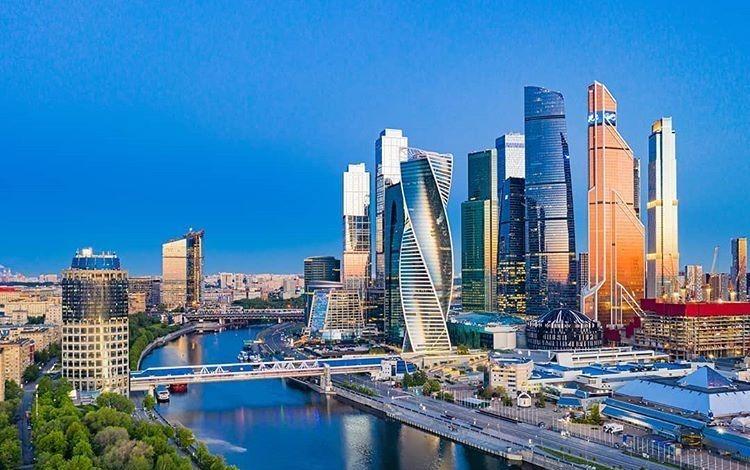 Москва-Сити — Википедия