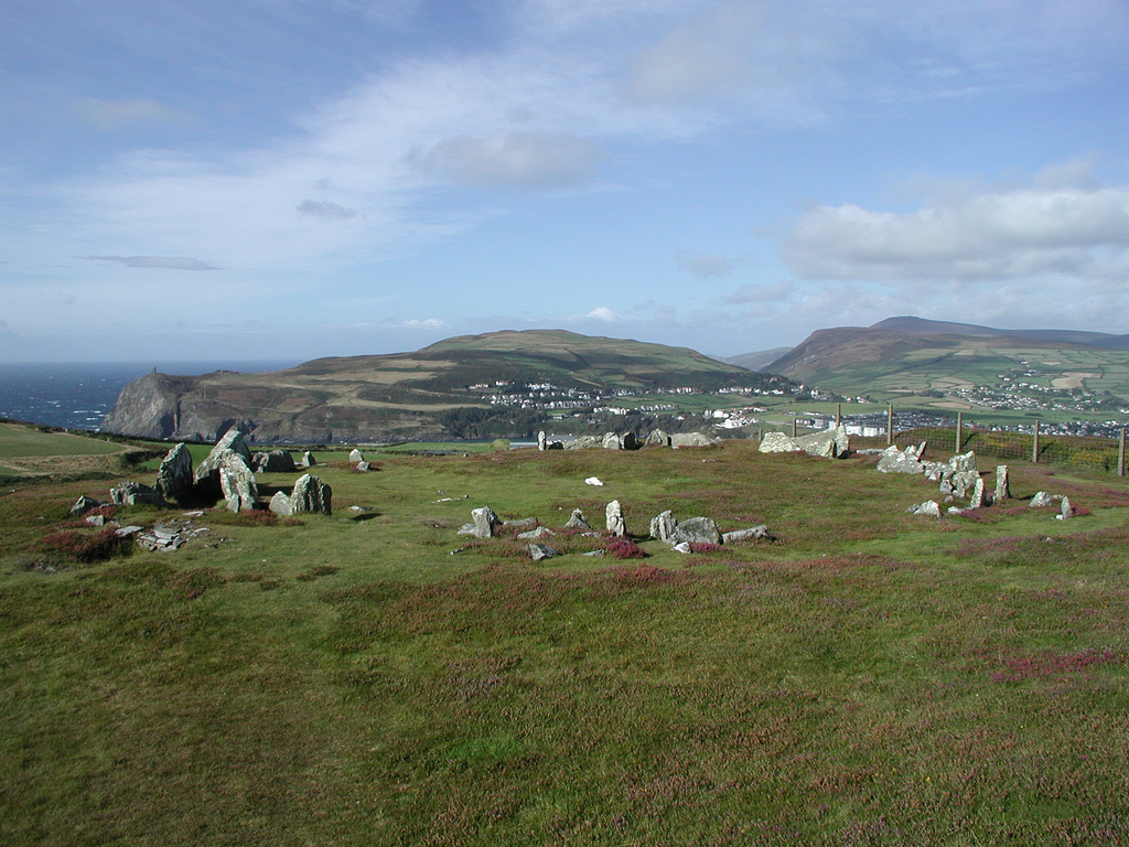 Mull Hill Neolithic site