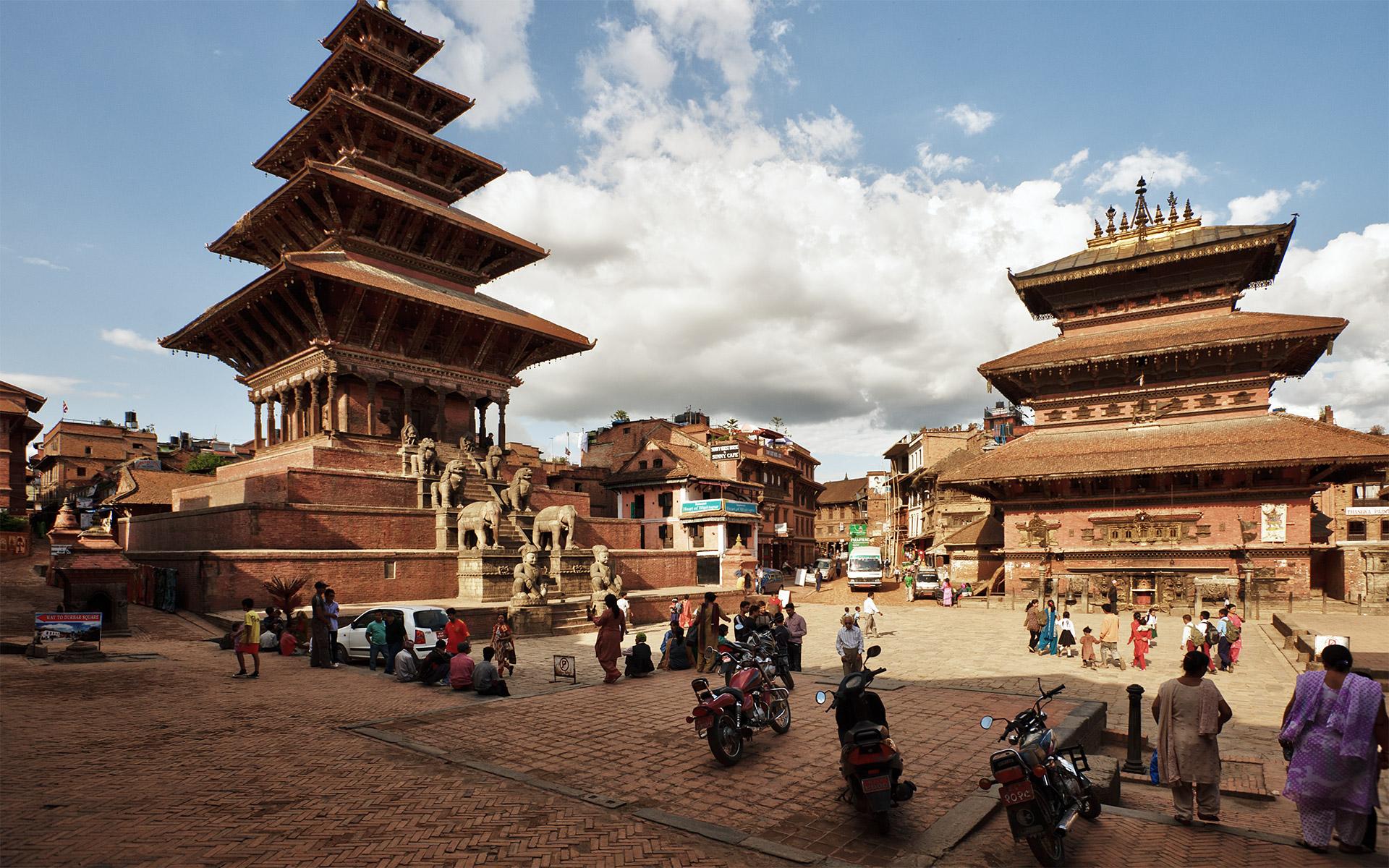 Bhaktapur Nepal  city photos gallery : Nepal Bhaktapur 70 Wikimedia Commons