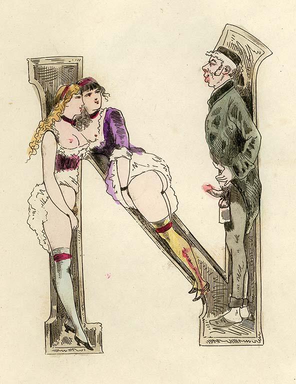 Nineteenth-century erotic alphabet N.jpg