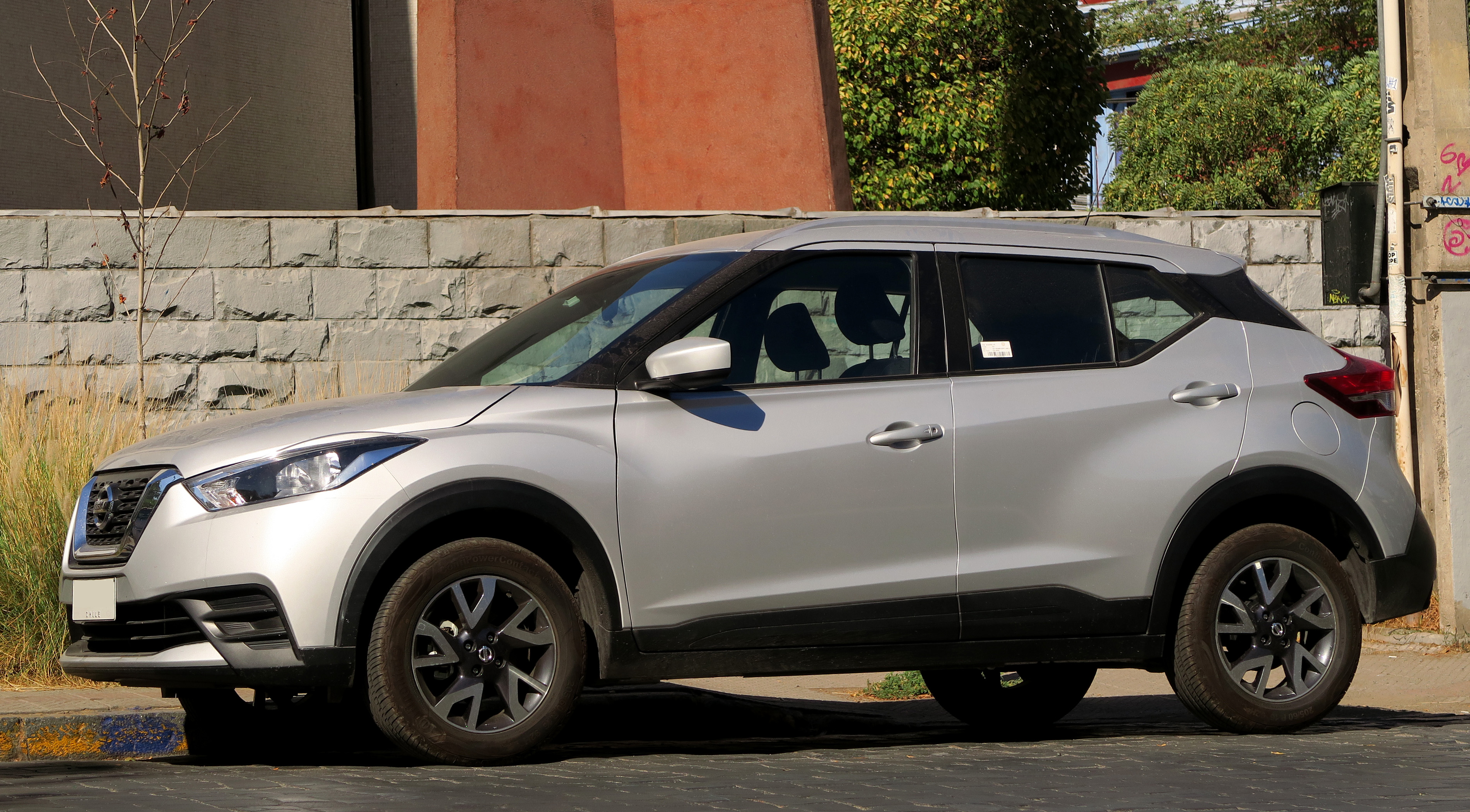 nissan kicks - wikipedia