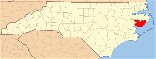 National Register Of Historic Places Listings In Hyde County North
