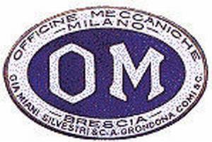 Officine Meccaniche italian automobile company