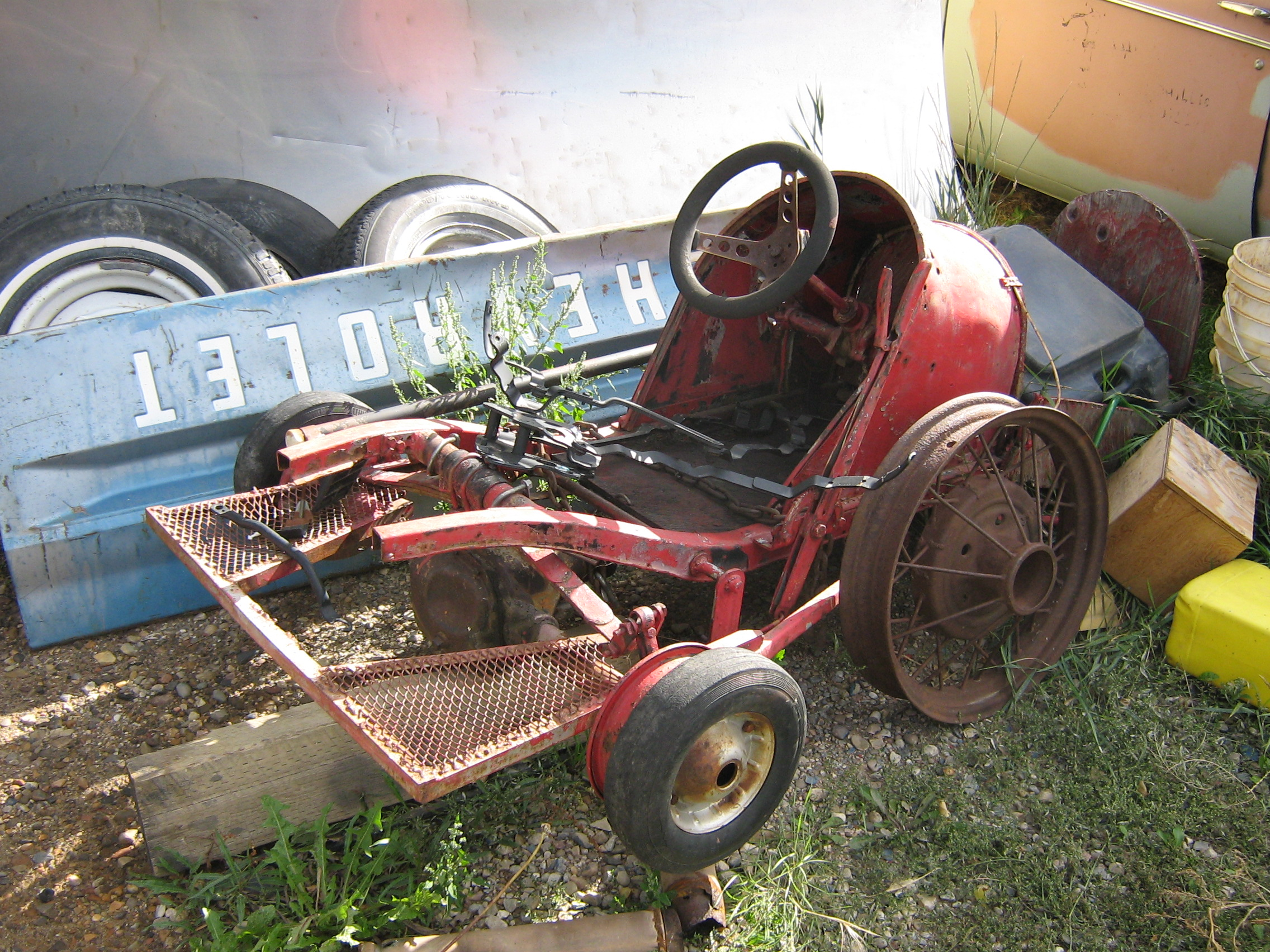 File:Old Go-Kart (1438469719).jpg - Wikimedia Commons