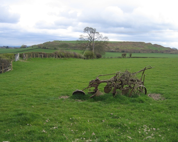 Old Oswestry Hillfort - geograph.org.uk - 395360