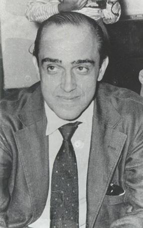Oscar Niemeyer, a Brazilian architect.