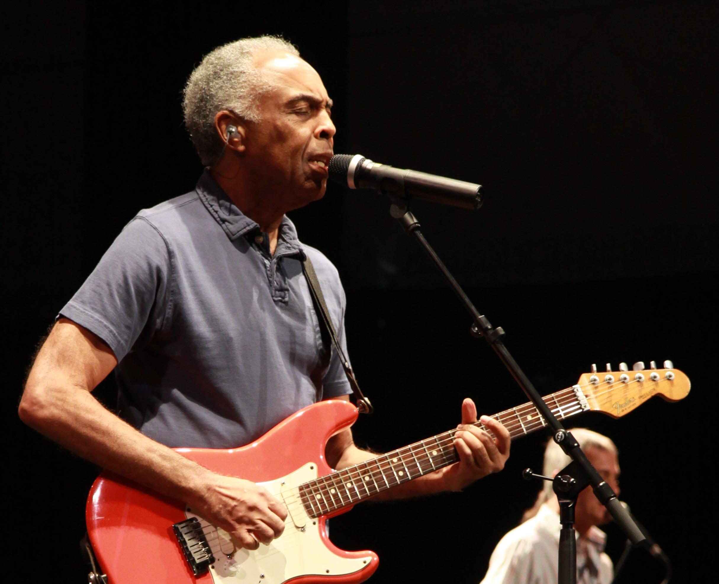 Gilberto Gil en 2010