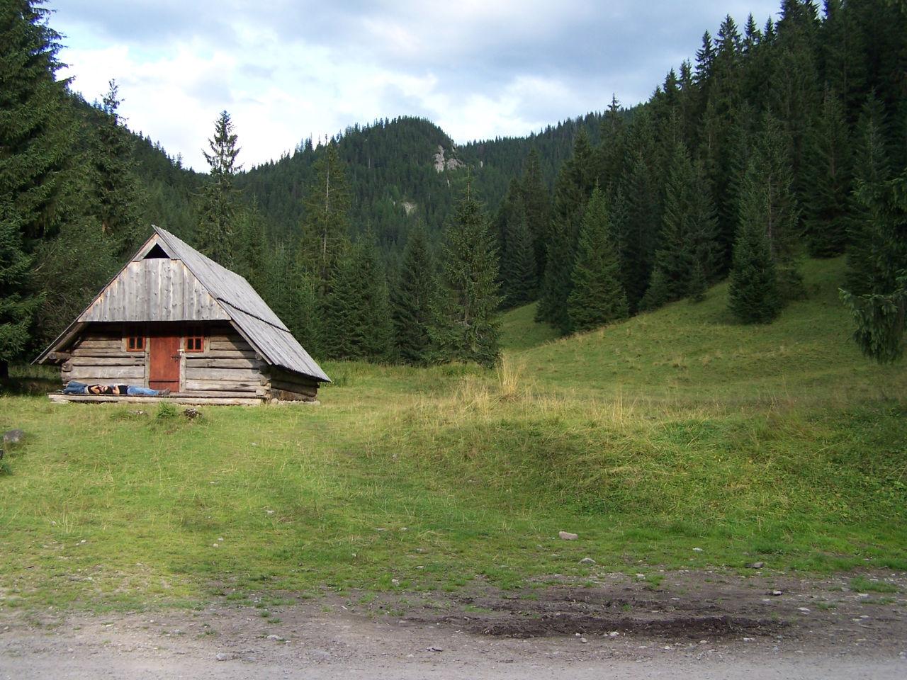 Pocz�tek Doliny Hucia�skiej, fot. Jerzy Opio�a, �r�d�o: Wikimedia, GNU