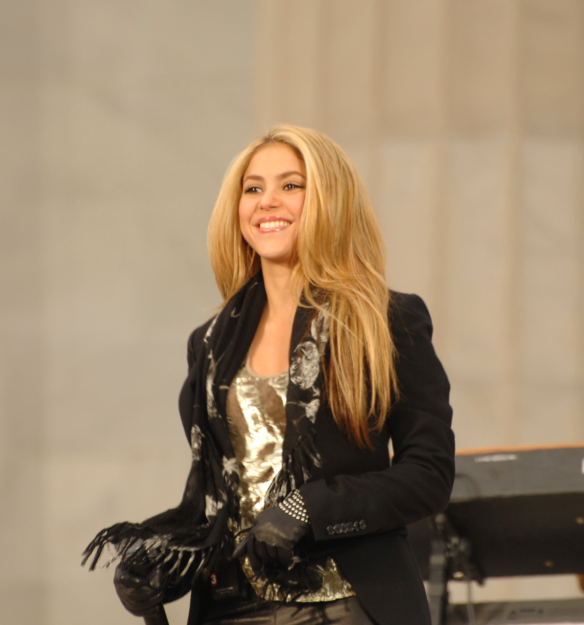 File Pop Star Shakira Jpg Wikimedia Commons