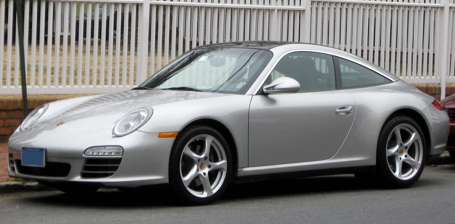Interieur porsche 911 targa cars for Interieur porsche