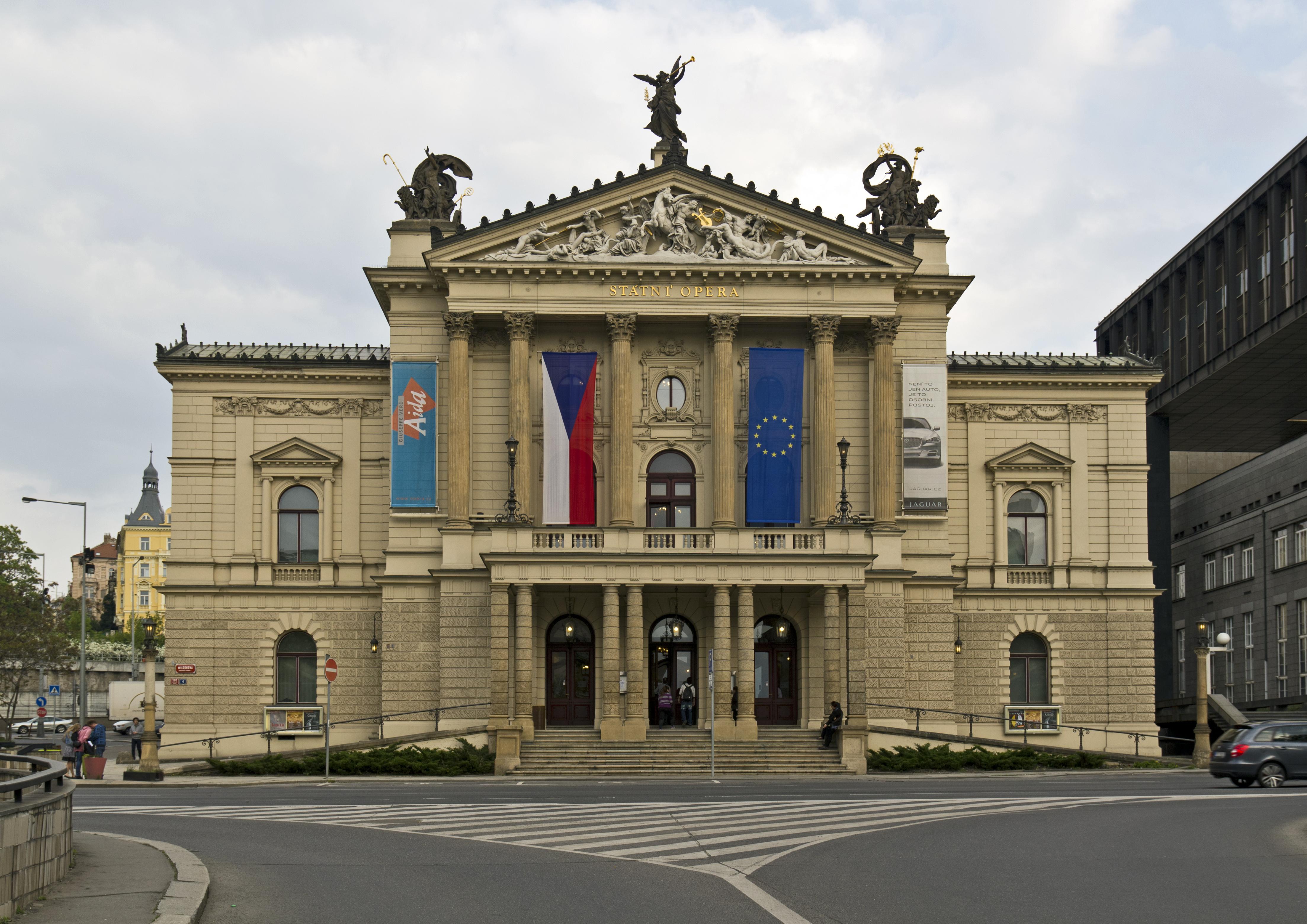 Prag Staatsoper