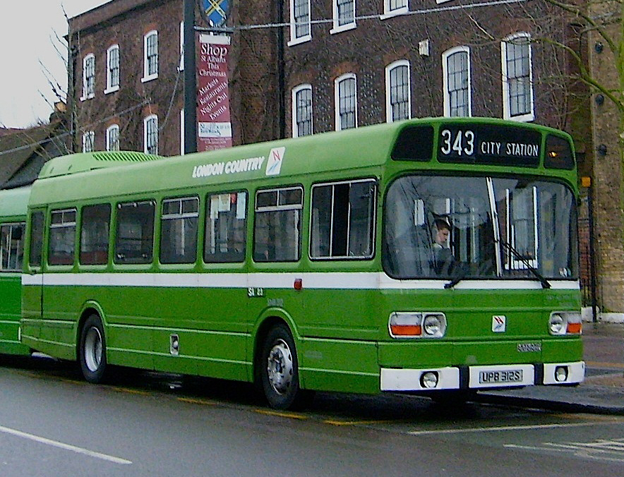 File:Preserved London Country (NBC) bus SNB312 (UPB 312S ...