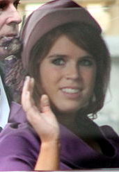 Princess Eugenie of York (car).JPG