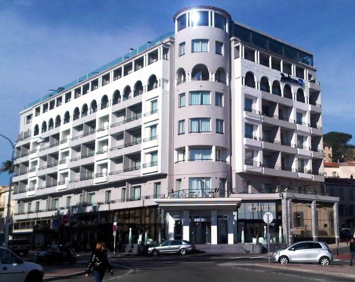 Grand Hotel Mediterranee Alabio