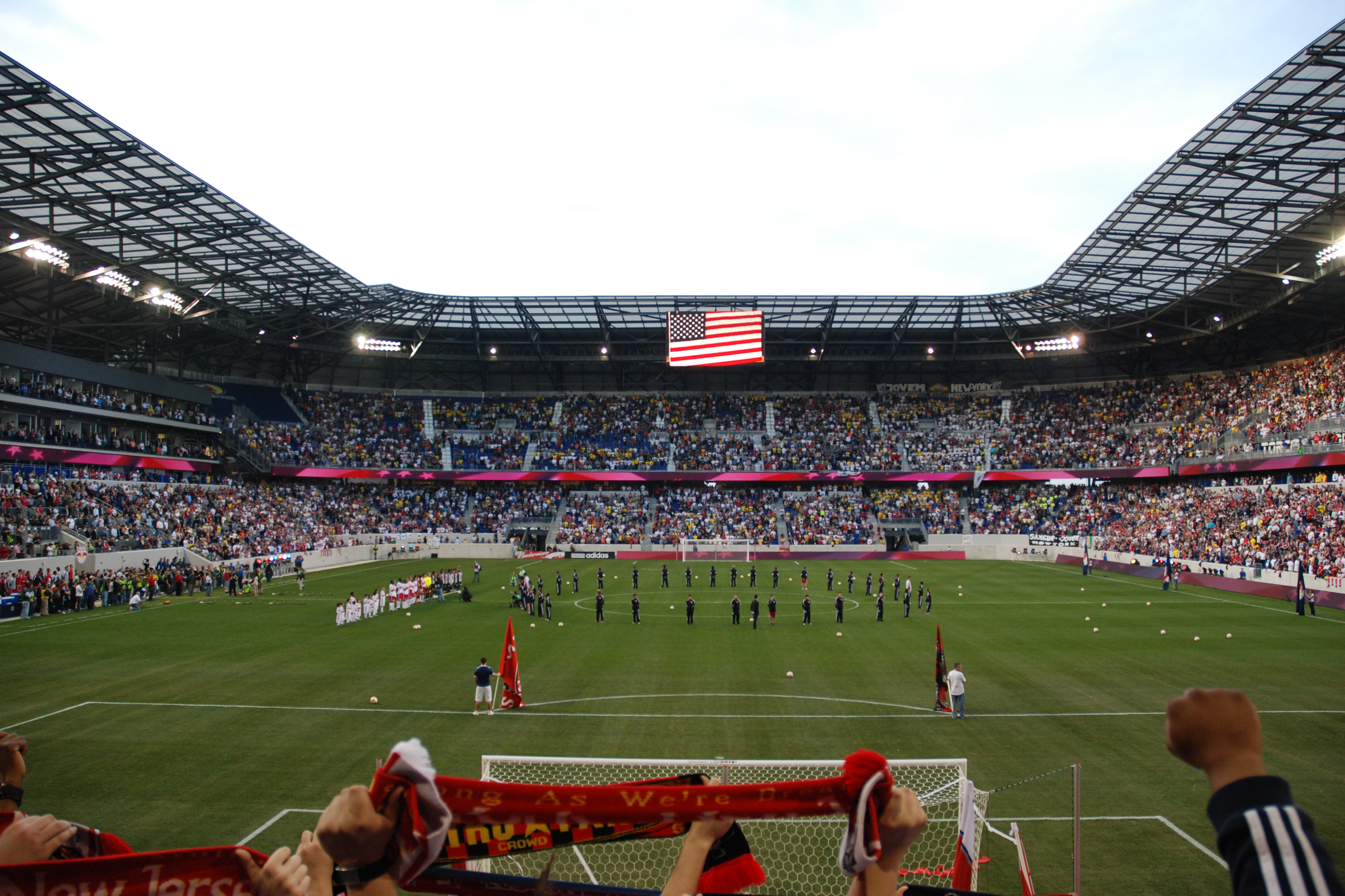 1f774d4b7 Red Bull Arena (New Jersey) - Wikipedia