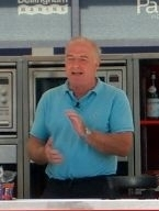 Rick Stein at Tastes of the Sea cooking demonstration - 01.jpg