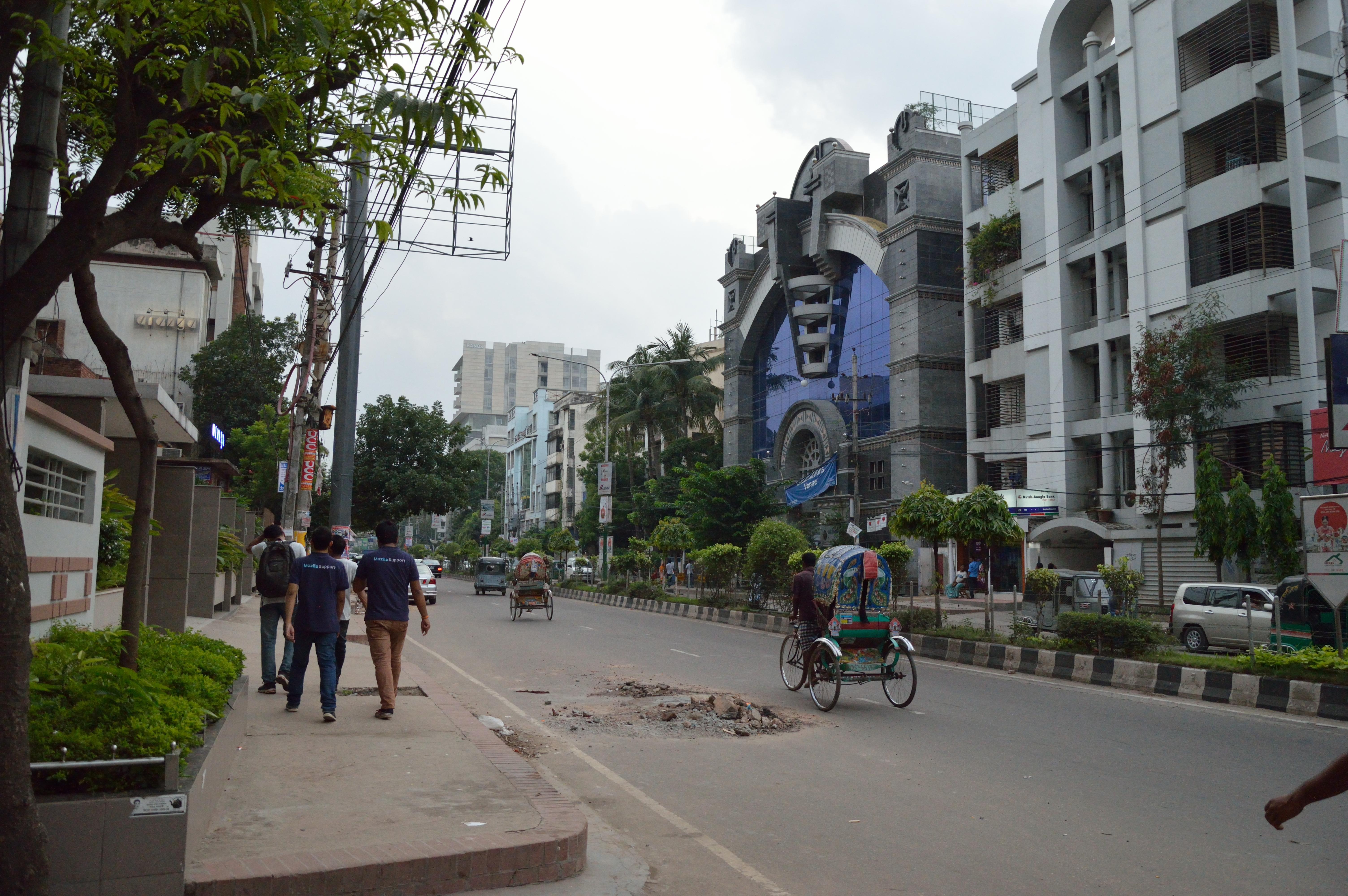 Dhanmondi City