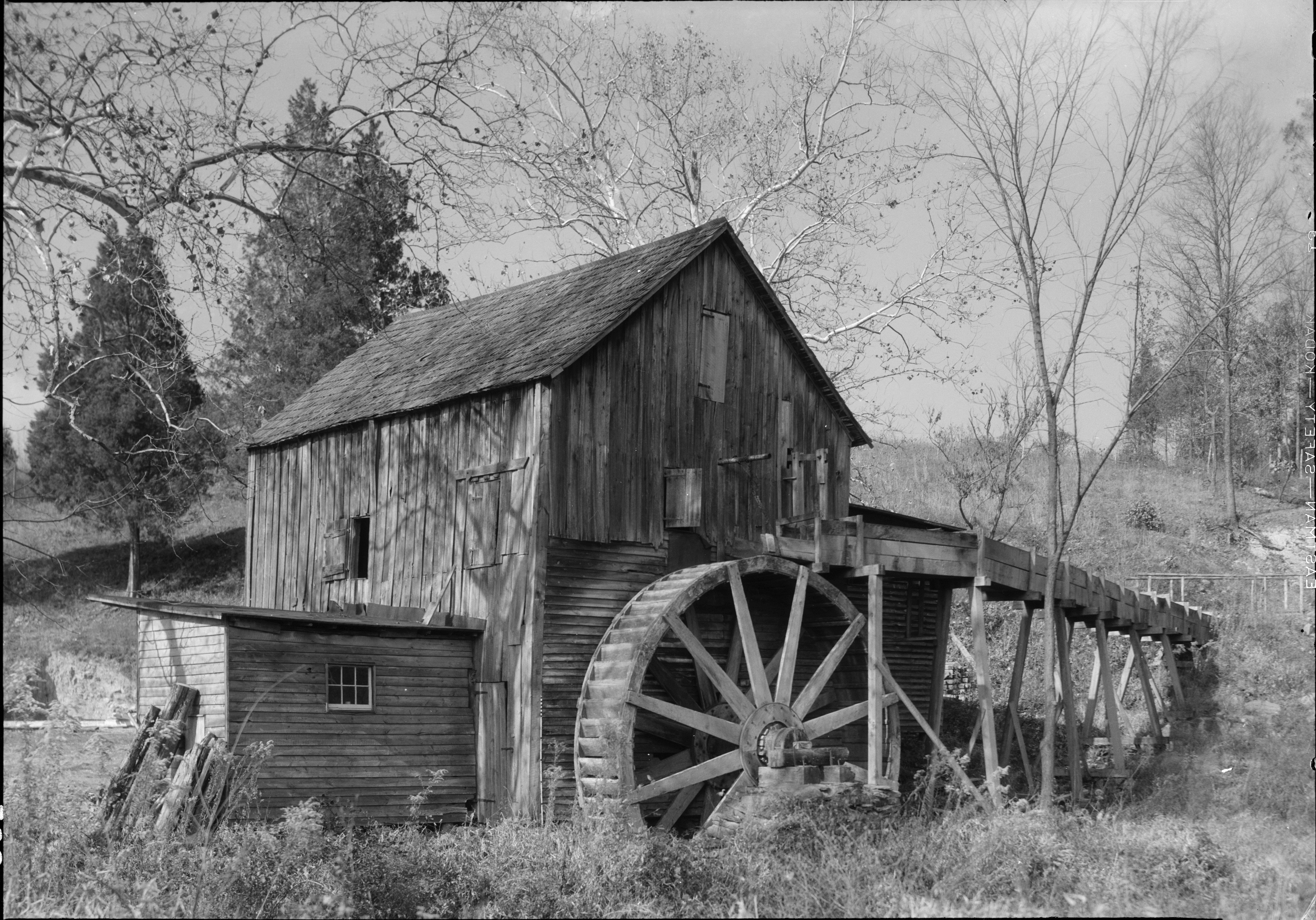 20th Century Photo Of The Mill