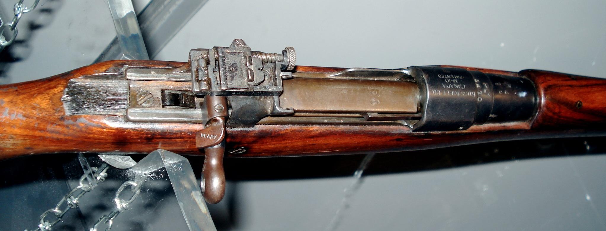 Ross rifle - Wikipedia