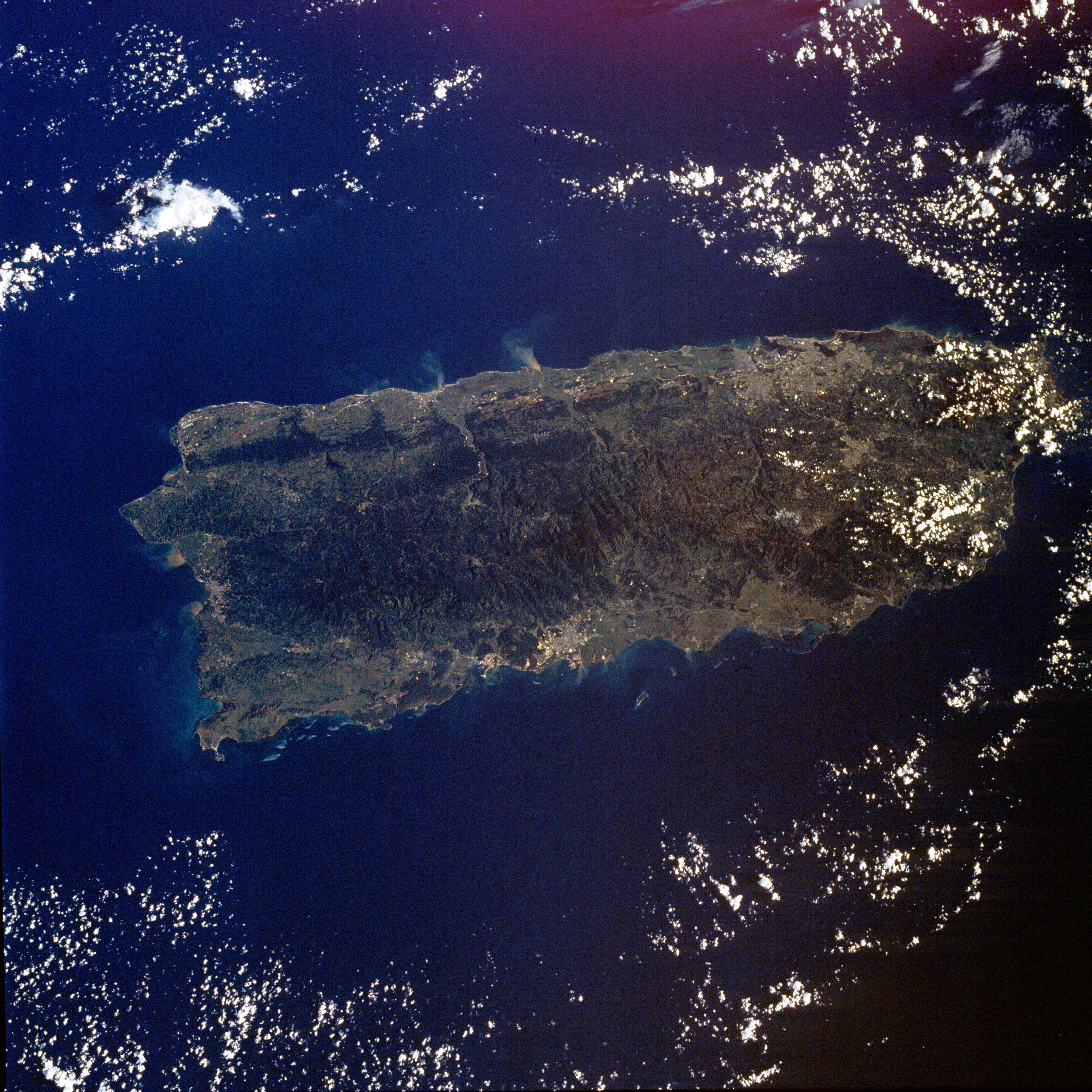 Geography of Puerto Rico - Wikipedia on