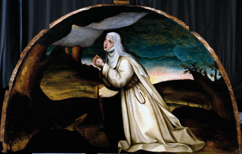 File : Saint Catherine은 Stigmata.jpg를받습니다