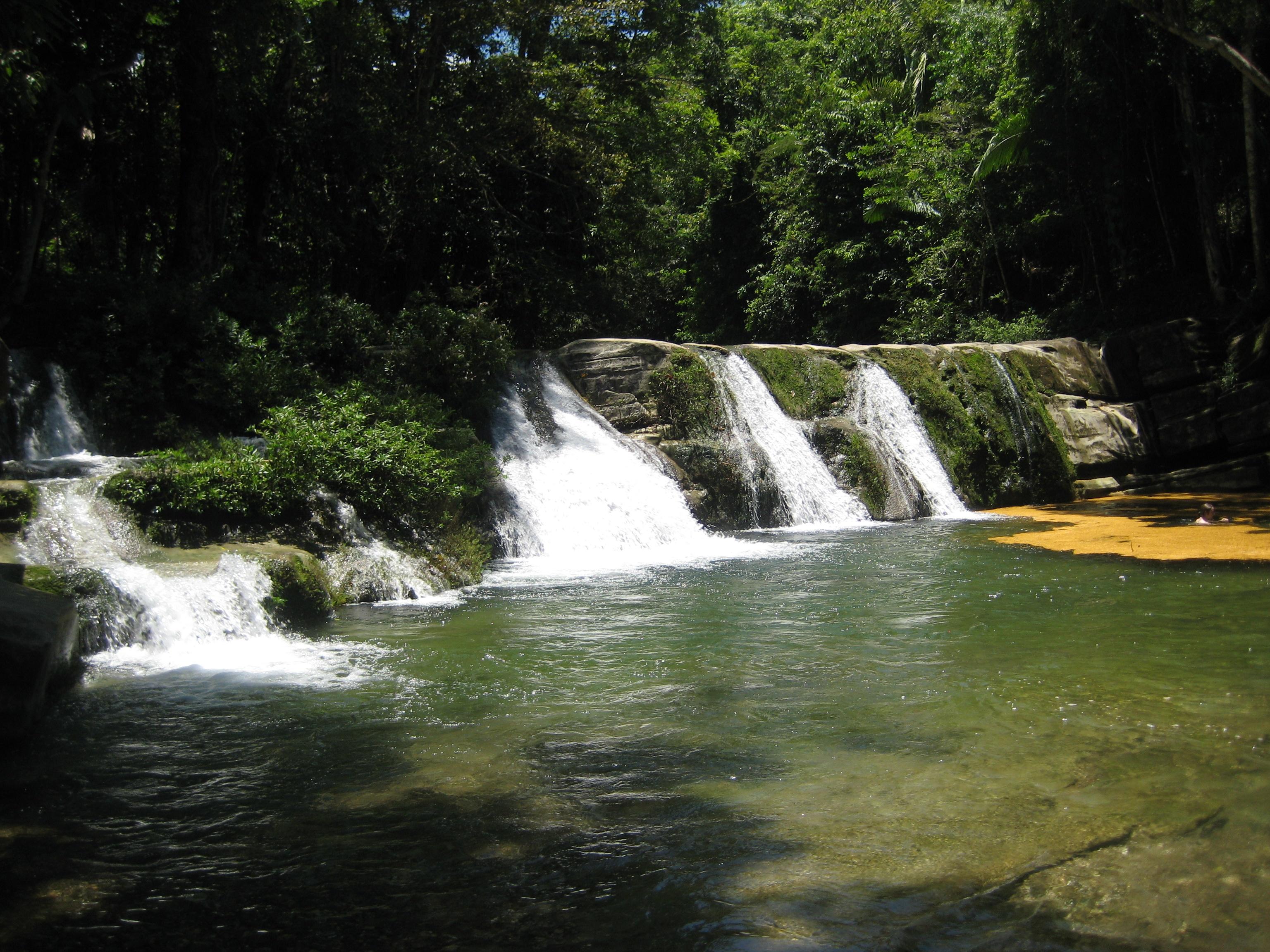 File San Antonio Falls Toledo Belize Jpg