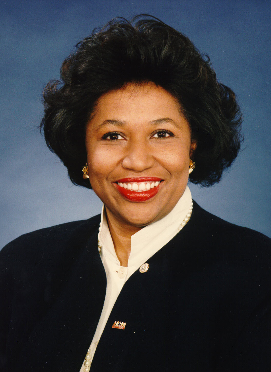 English: Carol Moseley Braun, United States Se...