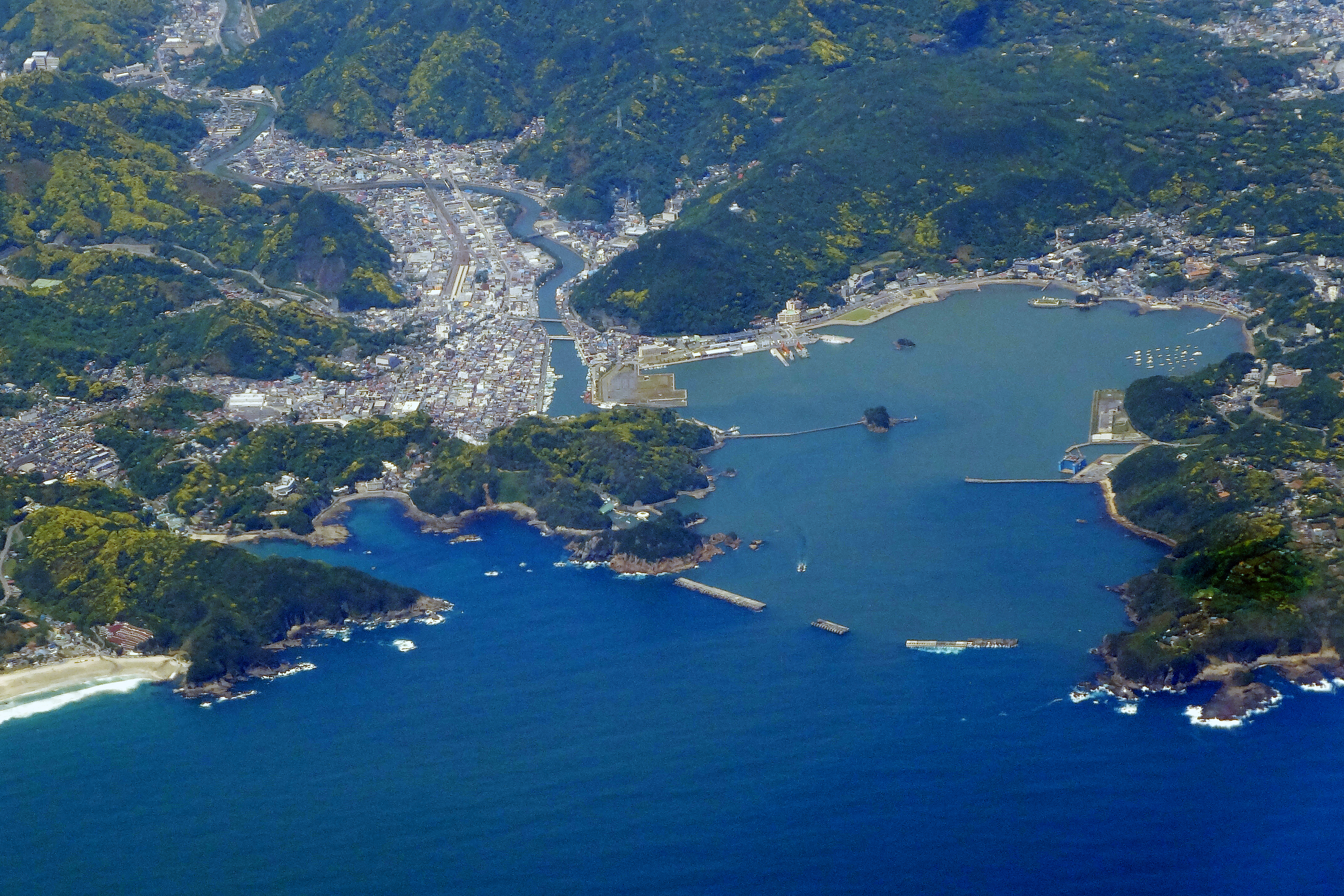 Shizuoka Japan  city photos gallery : 下田観光船でクルージングに行こう!下田から黒船 ...
