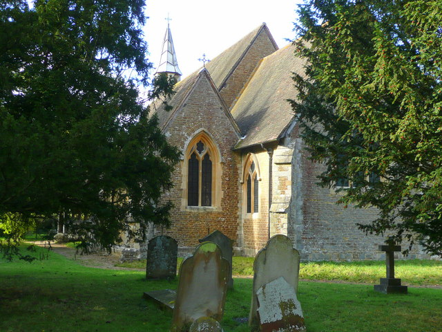 St. Marks church, Wyke - geograph.org.uk - 1017917