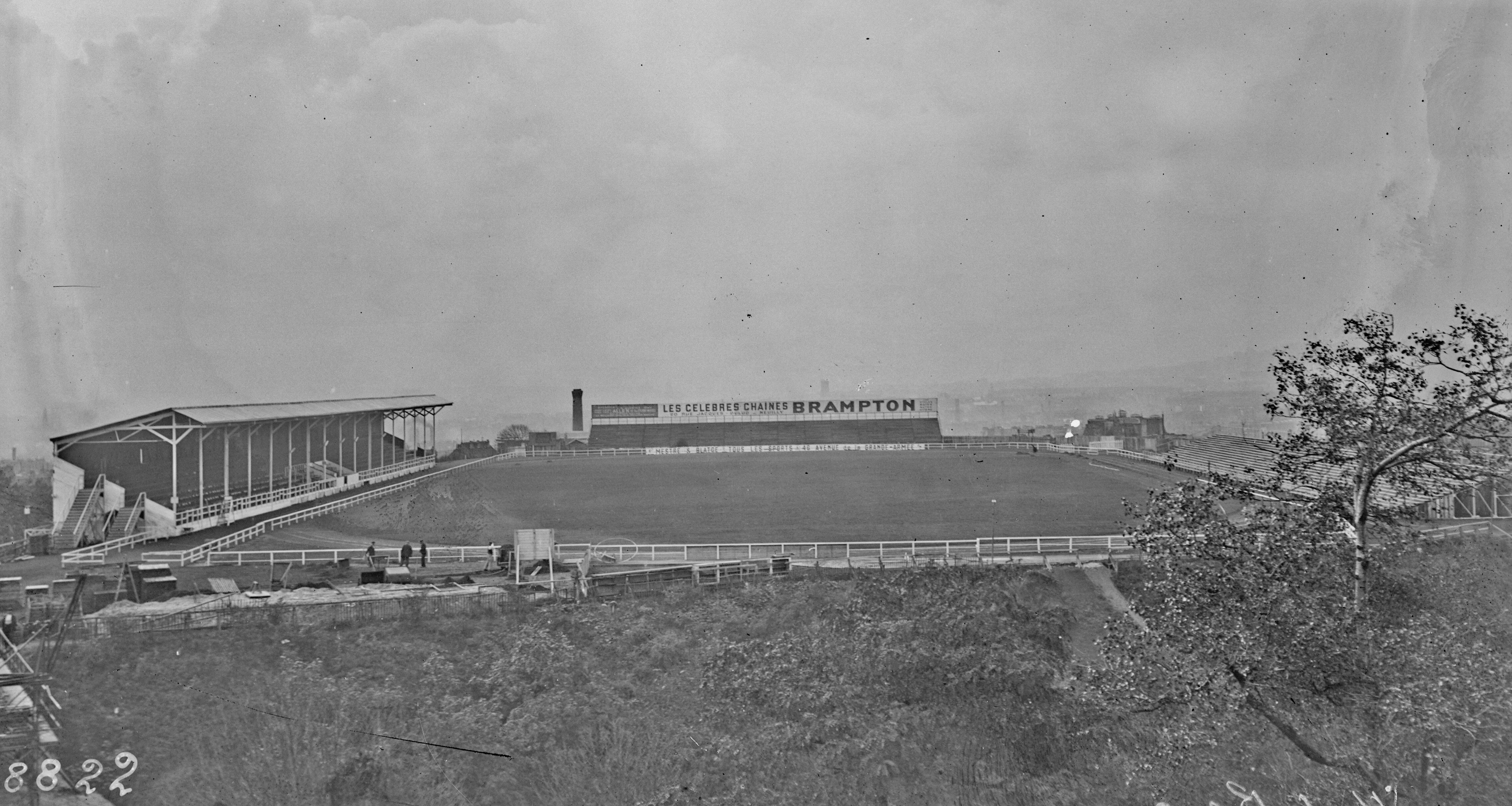 Αποτέλεσμα εικόνας για Stade Bergeyre 1924