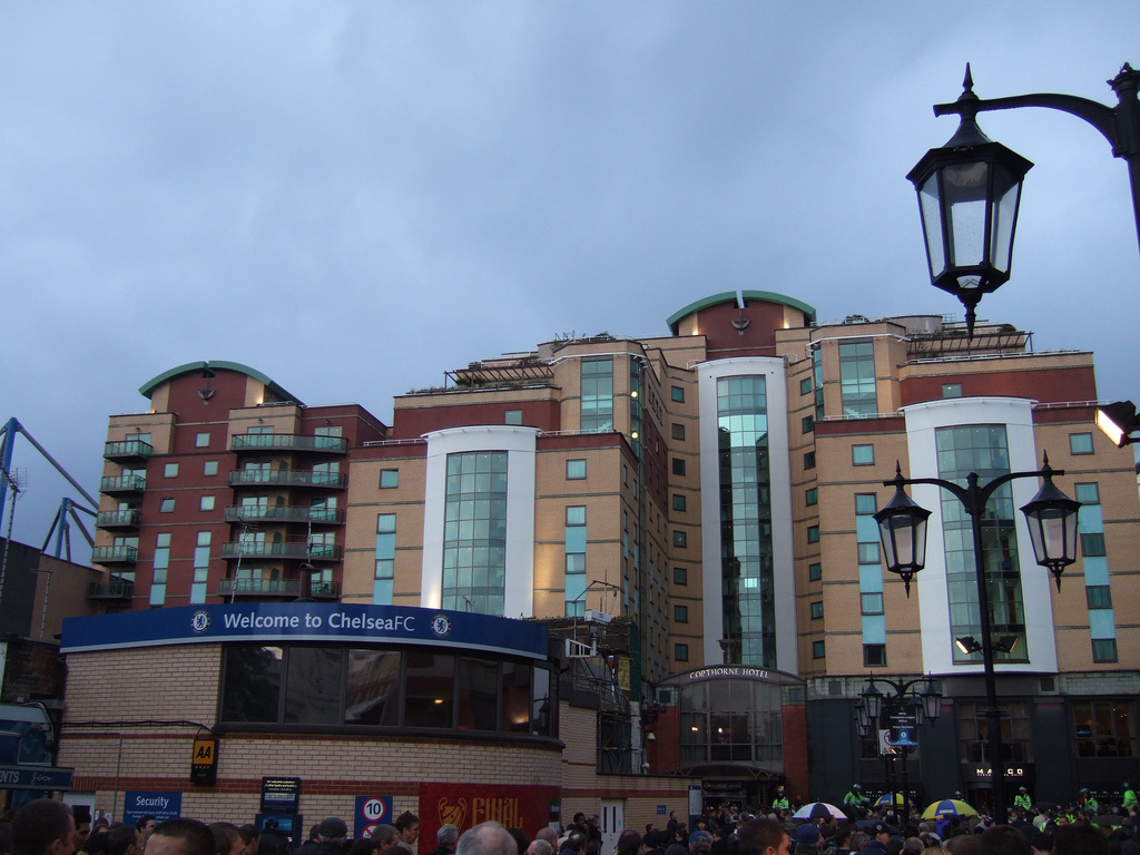 London Bridge Hotel Rooms
