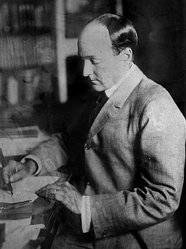 Stewart Edward White, 1912