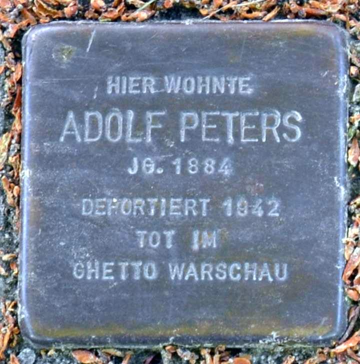 Stolperstein für Adolf Peters (cropped).jpg
