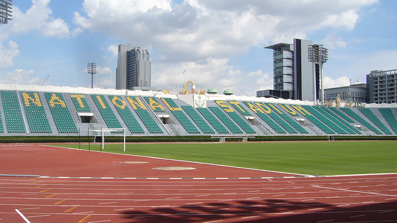 National Stadium Thailand Wikipedia