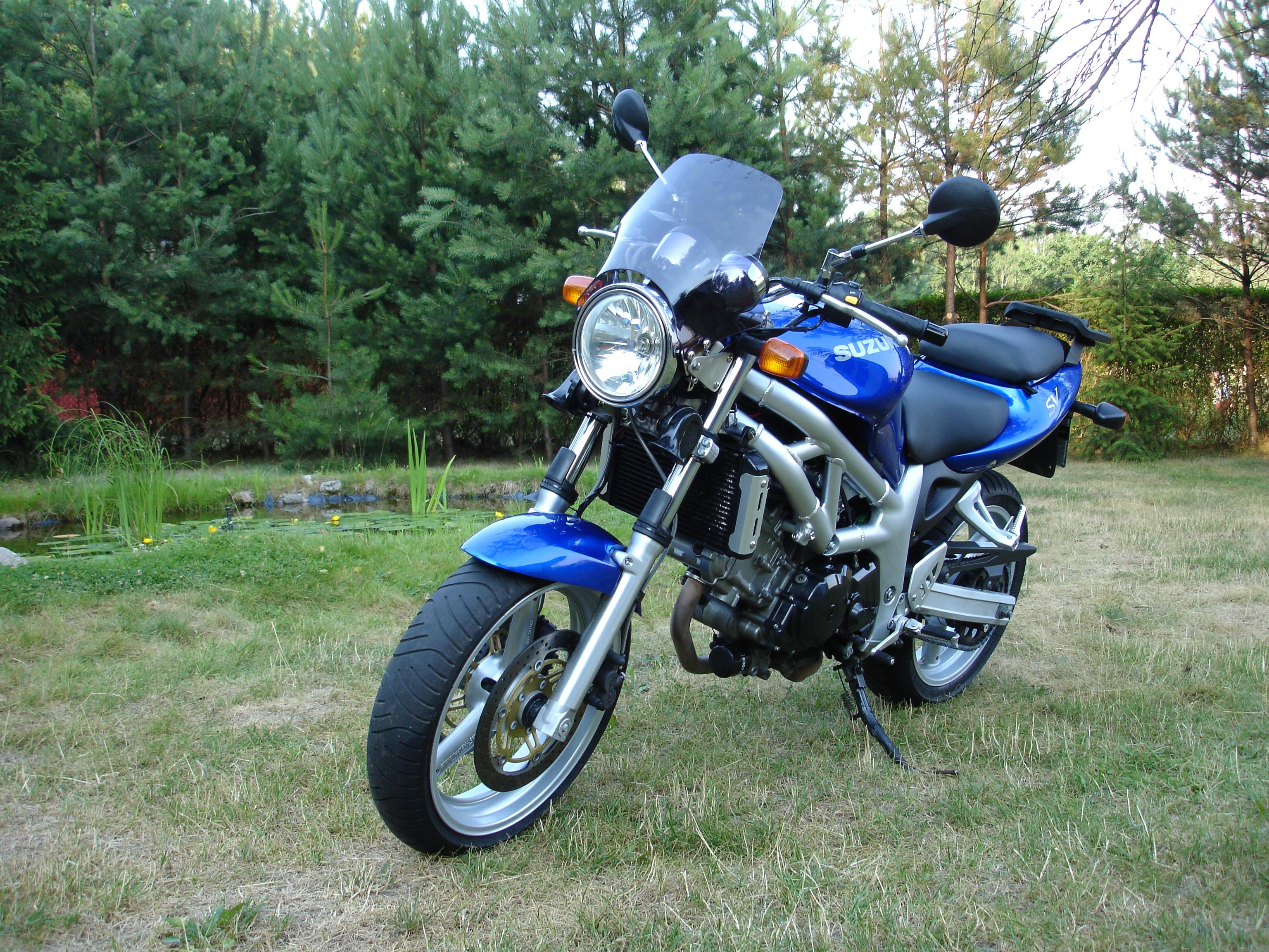 Suzuki sv 650 k8 akrapovic Exhaust cz1 - YouTube