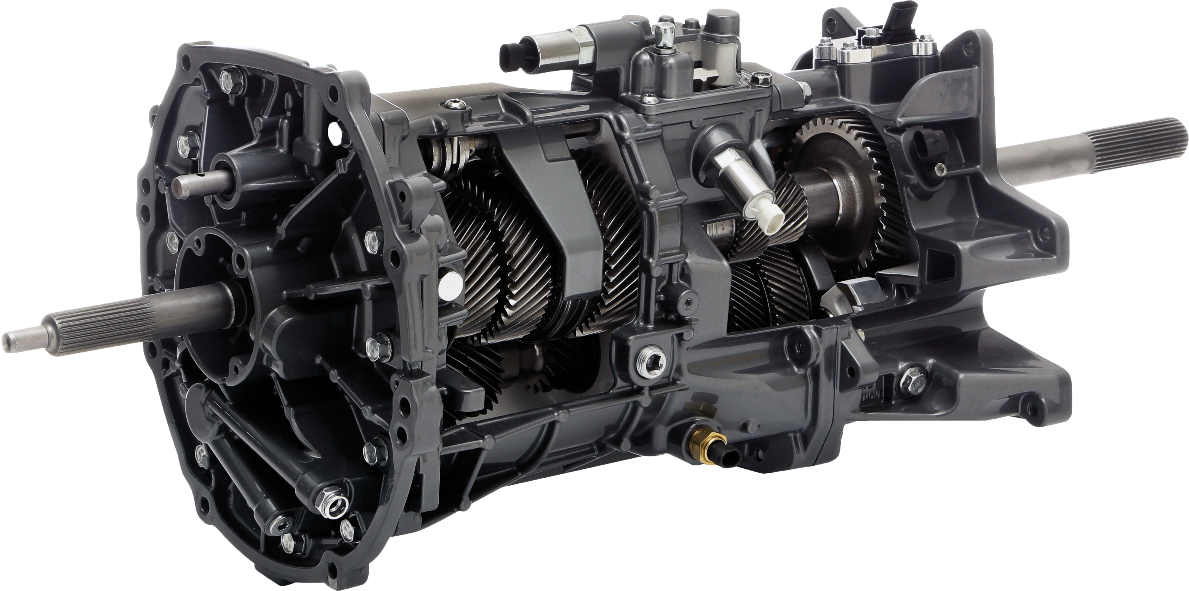 File:TREMEC TR-6070 7-speed manual transmission.jpg ...
