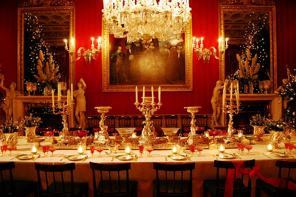The Victorian Dining Room