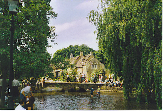 The Motor Museum, Bourton-on-the-Water. - geograph.org.uk - 138523